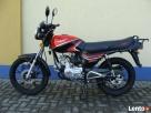 Motorower ZIPP ZV50 czerw.-czarn. NOWY Moto-Juzwex ZAMOŚĆ Zamość