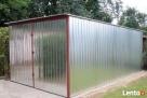 Garaze blaszane 2x3 3x5 4x5 4x6 5x6 6x6