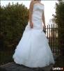 Suknia ślubna śniezno biała - 2