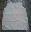 Bluzka damska biała na ramiączkach rozmiar 44 Ostrołęka