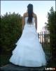 Suknia ślubna śniezno biała - 3