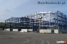 konstrukcje stalowe konstrukcja stalowa hala obora kurnik - 7