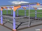 konstrukcje stalowe konstrukcja stalowa hala obora kurnik - 3