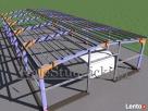 konstrukcje stalowe konstrukcja stalowa hala obora kurnik - 2