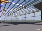 konstrukcje stalowe konstrukcja stalowa hala obora kurnik - 1