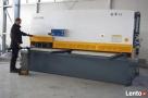 Gilotyna Hydrauliczna 6x3200mm, Nozyce Gilotynowe do blachy