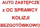 WROCŁAW Samochód zastępczy z OC sprawcy kolizji ZA DARMO Wrocław