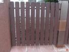 Sztachety i ogrodzenia z plastiku - 3