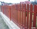 Sztachety i ogrodzenia z plastiku - 1