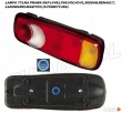 Lampa tylna prawa, lewa - DAF Volvo Nissan Renault, Manitou Nidzica