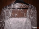 Oryginalna suknia ślubna - 3