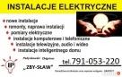 Pogotowie elektryczne , Instalacje , Awarie . Olsztyn - 1