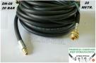 Wąż, przewód gumowy do kompresora 20 metrów 20 BAR DN08 Nidzica