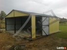 Garaż Blaszany 6x6 Dwuspadowy PRODUCENT PROFIL - 5