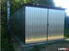 Garaż Blaszany 3x5 Polkowice