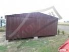 Garaż Blaszany 6x6 Dwuspadowy PRODUCENT PROFIL - 4