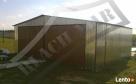 Garaż Blaszany 7x8 z dachem dwuspadowym PRODUCENT Lubartów