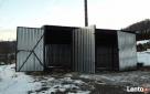 Garaż Blaszany 4x6 PRODUCENT WZMOCNIONY - 4