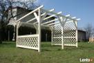 Altany altanki domki ogrodowe narzędziowe wiaty zadaszenia - 8