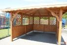 Altanka altanki wiata garażowa zadaszenie altany domki - 2