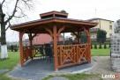 Altany altanki domki ogrodowe narzędziowe wiaty zadaszenia - 6