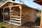 Altany altanki domki ogrodowe narzędziowe wiaty zadaszenia - 1