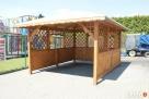 Altanka altanki wiata garażowa zadaszenie altany domki - 4