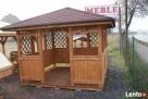Promocja tanie meble ogrodowe komplet składane altanki wiaty - 7
