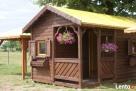 Altany altanki domki ogrodowe narzędziowe wiaty zadaszenia - 4