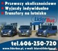 Przewóz osób - LiderBus - BusySzczecin