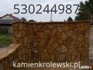 Elewacja z kamienia,ogrodzenie z kamienia - 8
