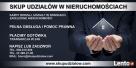 SKUP UDZIAŁÓW W NIERUCHOMOŚCIACH Warszawa