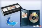 Przegrywanie wszelkiego rodzaju kaset na DVD najniższe ceny Cieszyn
