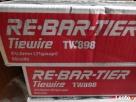 Drut wiązałkowy firmy MAX TW 897A do wiązarek Pabianice