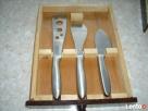 Etui z 3 nożami ozdobione decoupage - 5