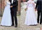 Suknia ślubna Maków