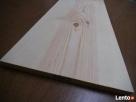DESKI HEBLOWANE 30x2 cm, DREWNO-SOSNOWIEC - 7