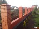 Ogrodzenia z klinkieru,betonowe - 5