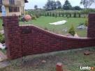 Ogrodzenia z klinkieru,betonowe - 1