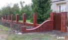 Ogrodzenia z klinkieru,betonowe - 2