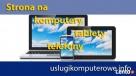 Strony sklepy internetowe www na komputery tablety telefony