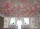 balony z helem, balonowe dekoracje Kraków - 8