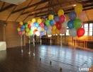 balony z helem, balonowe dekoracje Kraków - 7