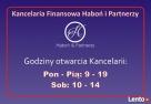 KANCELARIA FINANSOWA HABOŃ I PARTNERZY Kielce