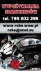 Wypożyczalnia wynajem samochodów RebeCar - Opel Vivaro Van Jabłonna