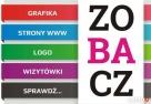 Wizytówki, ulotki // grafika, strona internetowa // tanio Lublin
