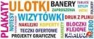 Kompleksowe usługi poligraficzne i reklamowe Warszawa