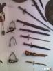 biała broń i figurki brąz - 5