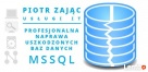 Naprawa bazy danych MSSQL, baz Płatnika, Wapro, Insert, inne Lublin