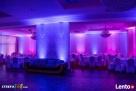 Dekoracje światłem sal weselnych Opoczno Strefaled.com Opoczno